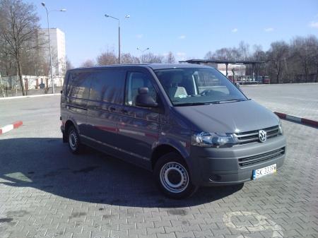 Zdjęcie-Volkswagen Transporter