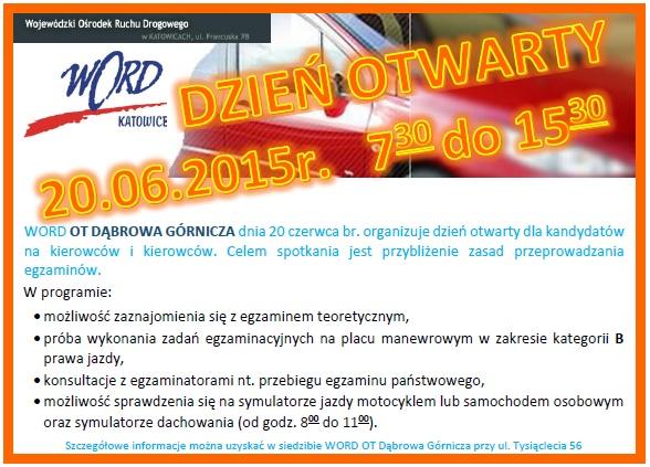 Zdjęcie-Dzień otwarty w OT Dąbrowa Górnicza