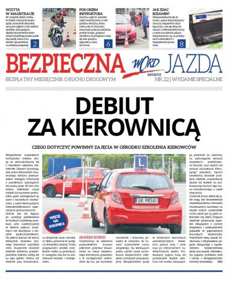 Bezpieczna Jazda nr 22/2018