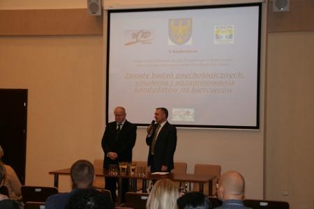 Dyrektor WORD Katowice i Prezes GSOS